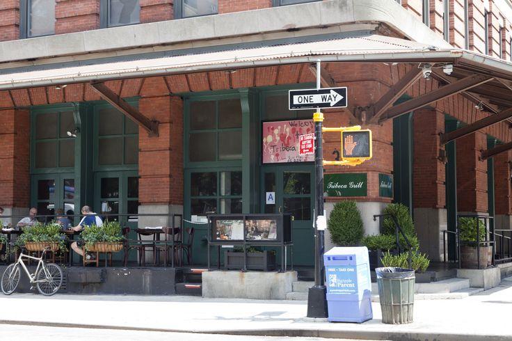 Benvenuto Cafe Tribeca New York Ny