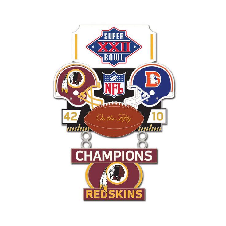 42 best Washington Redskins images on Pinterest | Pieles rojas de ...