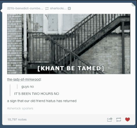 "*Spoilers* Tumblr Reacts To The ""Sherlock"" Season 3 Finale"
