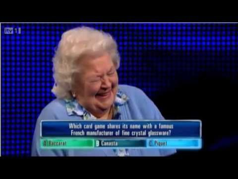 The Chase - Bradley Walsh's Funniest Moments - YouTube    14:57 Not tonight Josephine...can't stop laughing:)