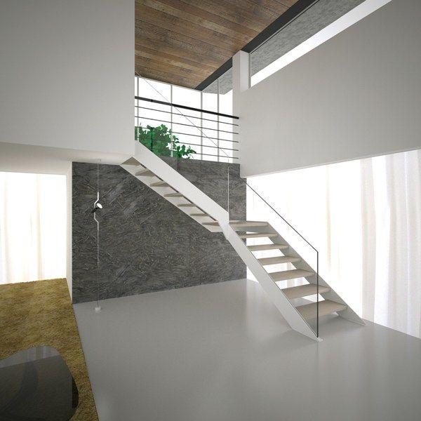 Oltre 1000 idee su scale di legno su pinterest vecchie - Scale interne in legno moderne ...