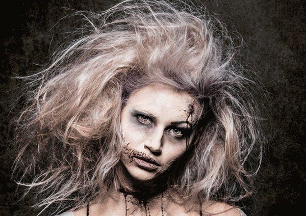Halloween Hair Styles: Best 25+ Halloween Hairstyles Ideas On Pinterest
