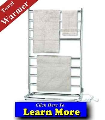 Free Standing Towel Warmer Rack - Free Standing Towel Rack    These Are AWESOME!!