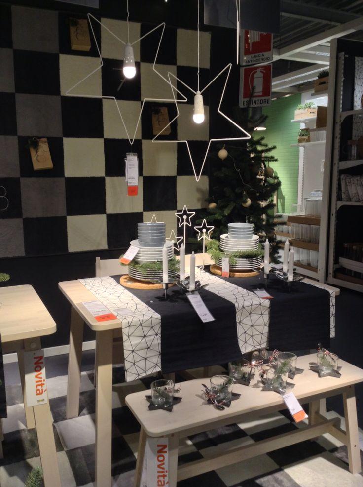 Le prime decorazioni natalizie di @IKEAITALIA  First xMas Decorations @IKEAITALIA #IKEA #consiglidicasa