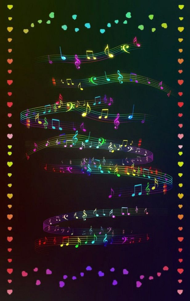 3 Buzztmz Music Music Background Music Wallpaper Rainbow