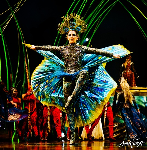 Cirque Du Soleil® AMALUNA