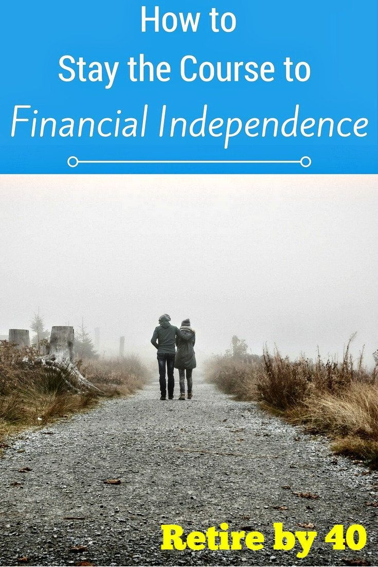 The journey to financial independence can be a long one. We've have been living frugally for 20 years, what's our secrets? via /retireby40/