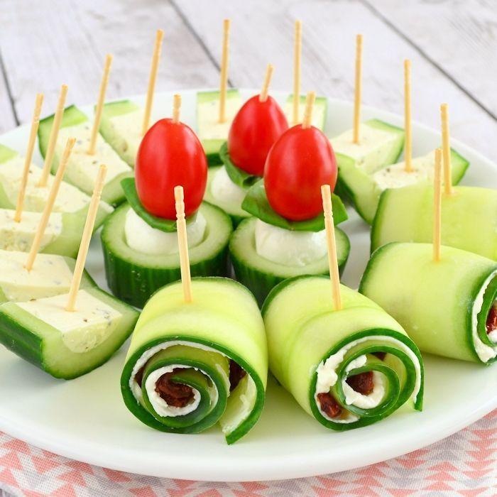 Staat er bij jou altijd een schaaltje komkommer op tafel bij verjaardagen? Tijd…
