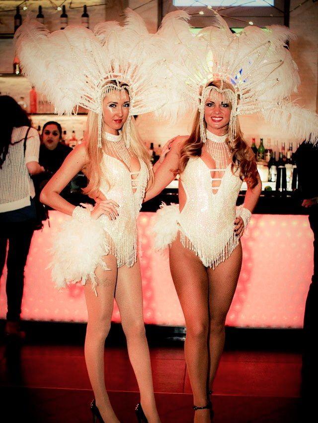 Las Vegas Show Girls   CEP Las Vegas Show Girls for Hire London & Across the UK
