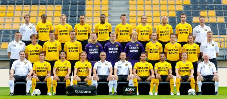 Roda JC Kerkrade   selectie 11/12