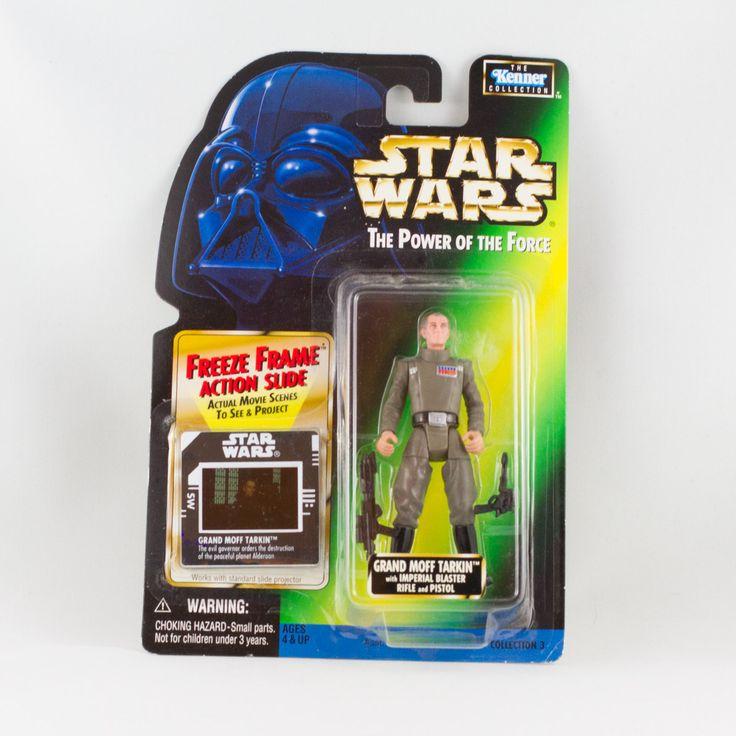 Tarkin, Star Wars Hasbro Power of the Force 2  Tarkin