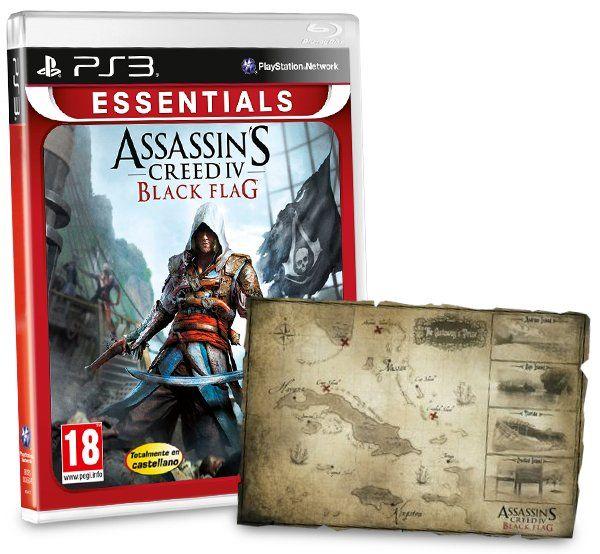 Visita XtraLife.es para comprar Assassins Creed IV: Black Flag de PlayStation 3! Entregamos una tienda con todos tus necesidades del mundo de VideoJuegos