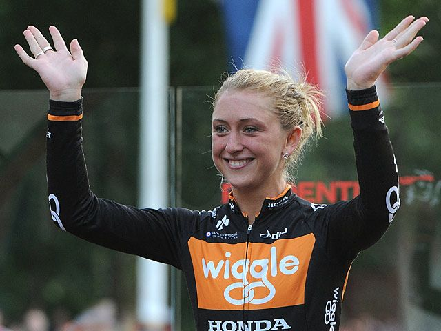 Result: Laura Trott seals third Olympic gold in Rio as Great Britain breaks team pursuit world record