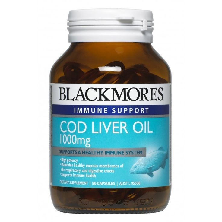 Buy Blackmores Cod Liver Oil 1000 mg 80 Capsules at Megavitamins Online Supplements Store Australia. Cod Liver Oil Supports healthy immune system & maintain bone health. Cod Liver Oil Supports healthy skin.
