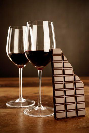 Chocolate e vinho tinto podem, afinal, ajudar a combater a diabetes!