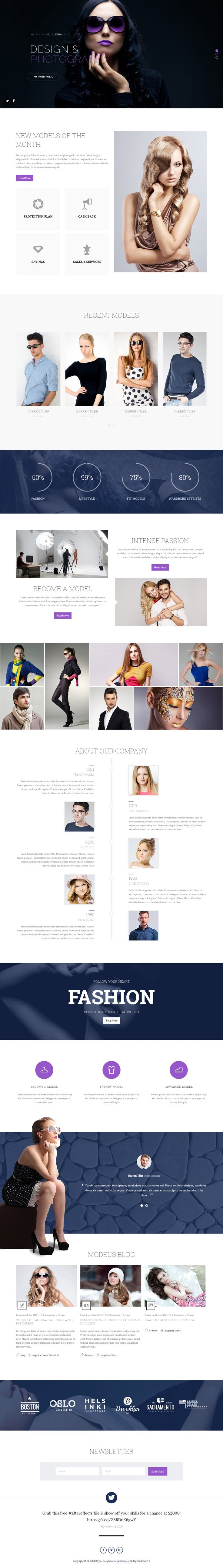 Wanna to create a most stylish website for your #life #style business! Veda Life style's gorgeous design and dominant features will make your dream come true. #wordpress #theme