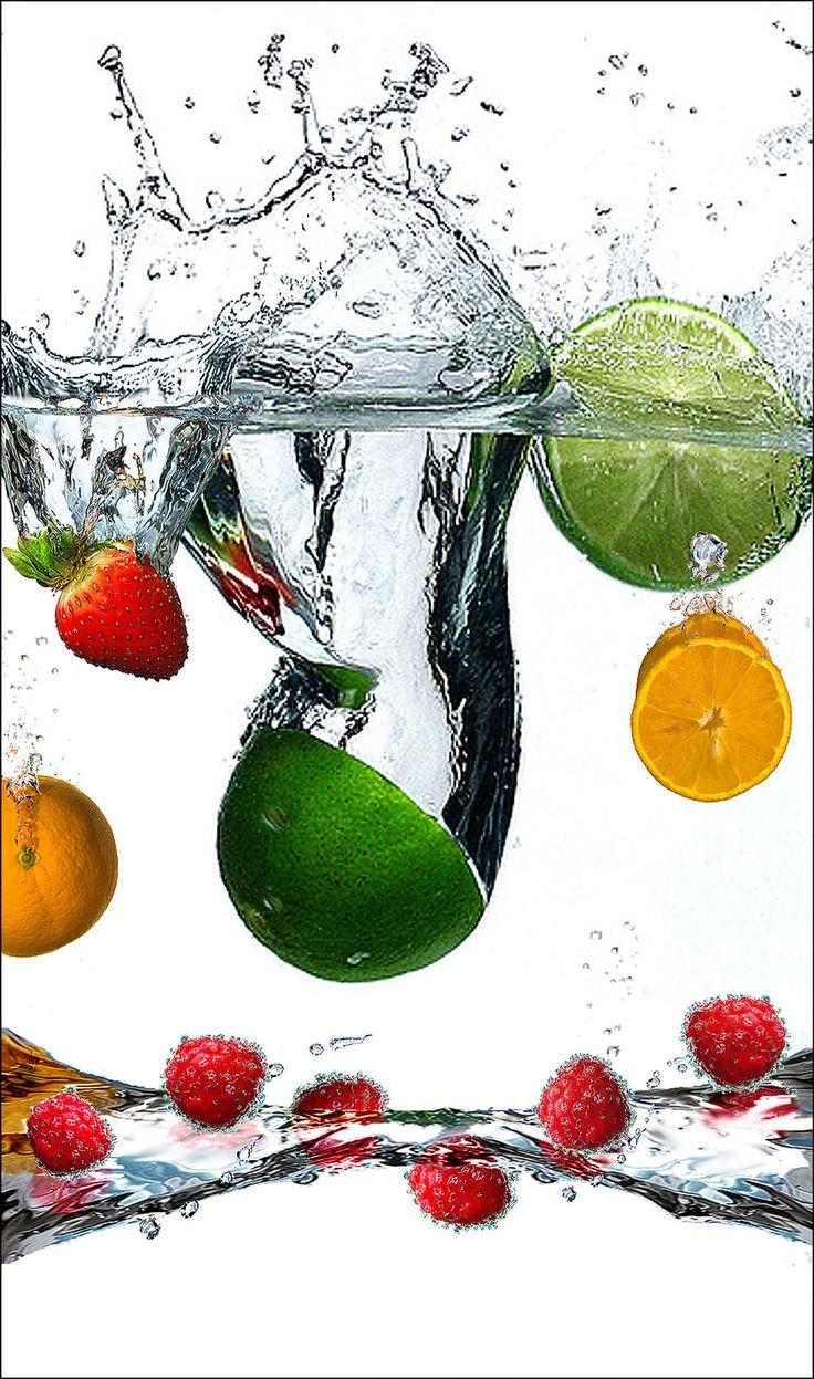 Fruit splash classic - Big Pools Magazine Design Splash Photography Foodstyling September Fruit Life Is Good Zach Juicy