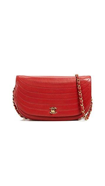 aaeeddf03d41 Chanel Lambskin Shoulder Bag | Clothes | Bags, Shoulder Bag, Chanel