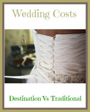 Destination Wedding vs Traditional - Which costs more? Find out #wedding tips