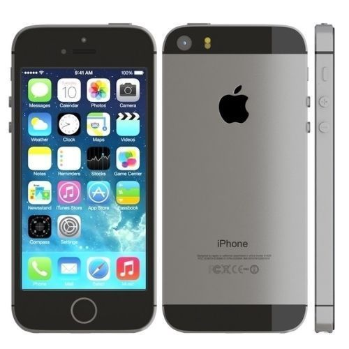 Iphone S Gb Gris Sideral