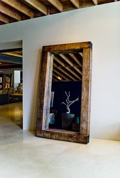 Beam Tall Mirror - contemporary - makeup mirrors - los angeles - Environment Furniture
