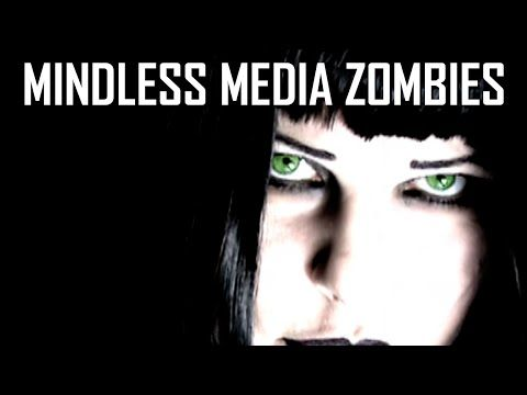 Mindless Media Zombies (How Dead Is Your Brain?) - YouTube