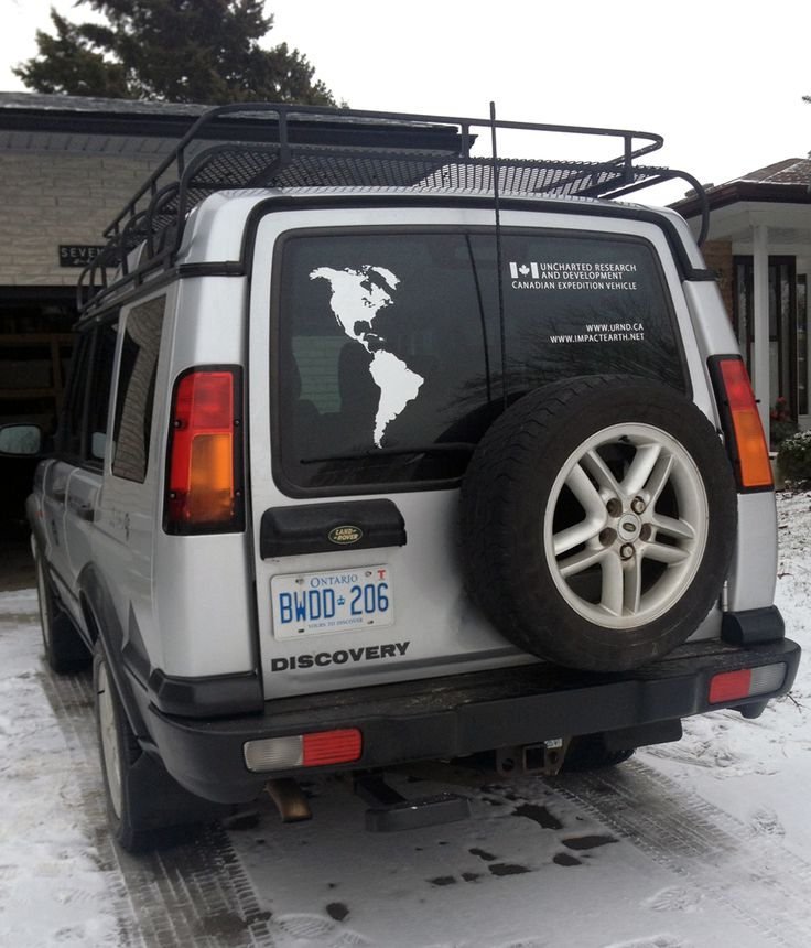 1000 Ideas About Land Rover Discovery On Pinterest: 1000+ Ideas About Truck Roof Rack On Pinterest