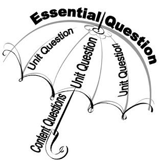 Essential Questions - learning how to learn Understanding by Design - connection to prior knowledge & personal experiences - rethinking of big ideas
