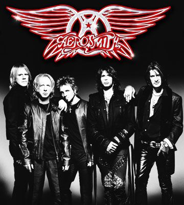 Aerosmith I HAVE LOVED STEVEN TYLER SINCE I WAS 18 YEARS OLD...LETS JUST SAY I AM MUCH OLDER NOW!!!!!