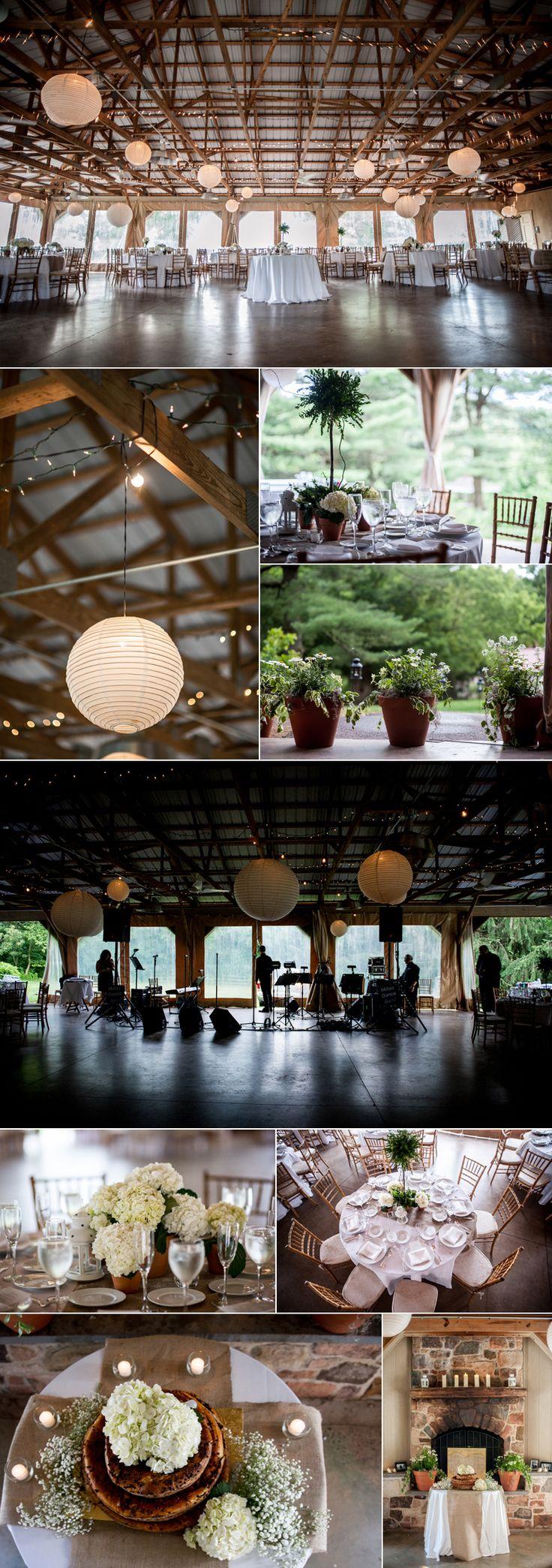 Pavilion at the John James Audubon Center. #phillyweddings #JAM