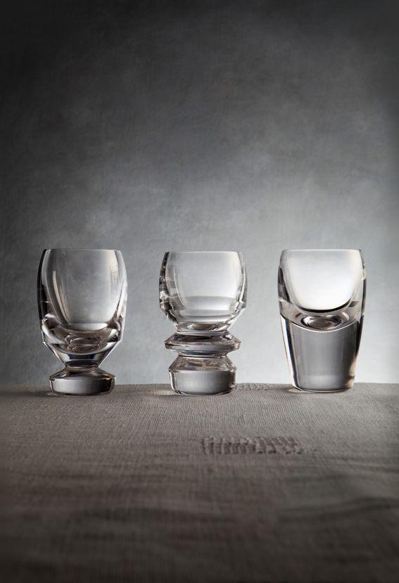 Design - Mari Isopahkala, Finland. Altai, Modern Nordic crystal, 2012
