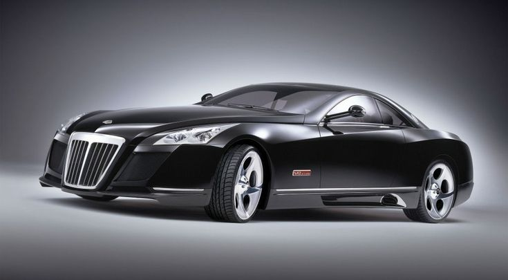 Maybach Exelero - The Most Expensive Automobile of 2012