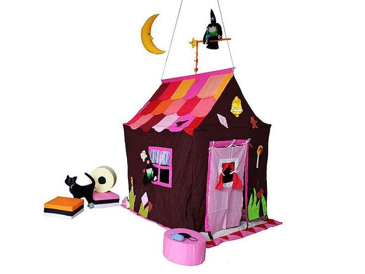 Speeltent Koekhuisje / Gingerbread house