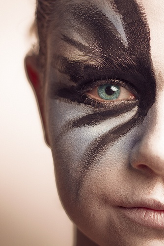 Makeup idea for Much Ado
