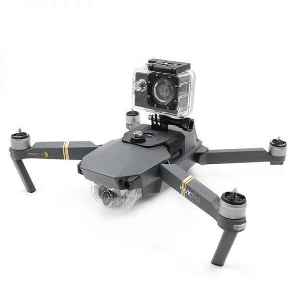 360 degree Panorama Holder Tripod Camera Mounting Lifting Bracket For Phantom 3