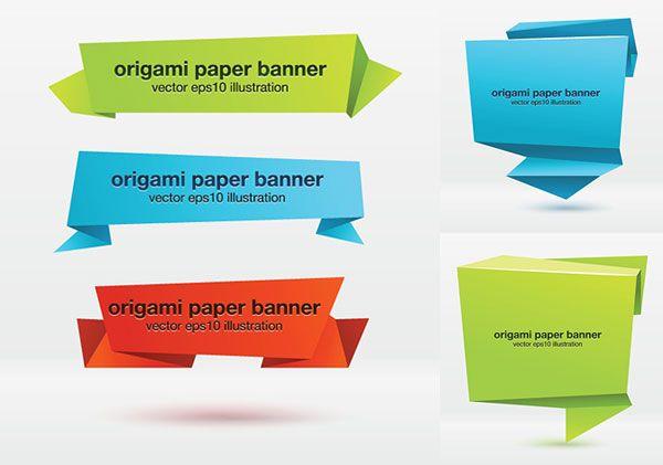 Freebies #6: Banners em Vetor-Des1gn ON - Blog de Design e Inspiração.