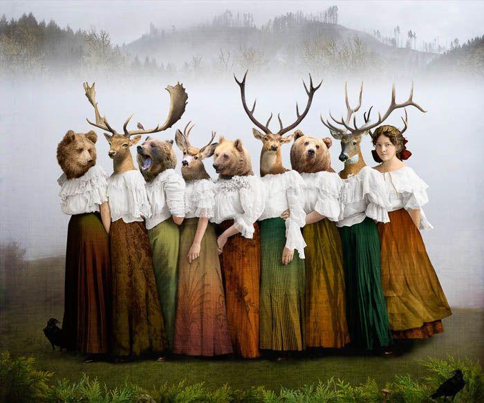 Founding Members of the Wildlife Society