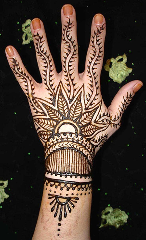 50 intricate henna tattoo designs art and design 50 - 50 Beautiful Henna Tattoos
