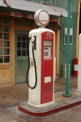 old gas stations 10