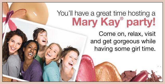 *Mary Kay Party