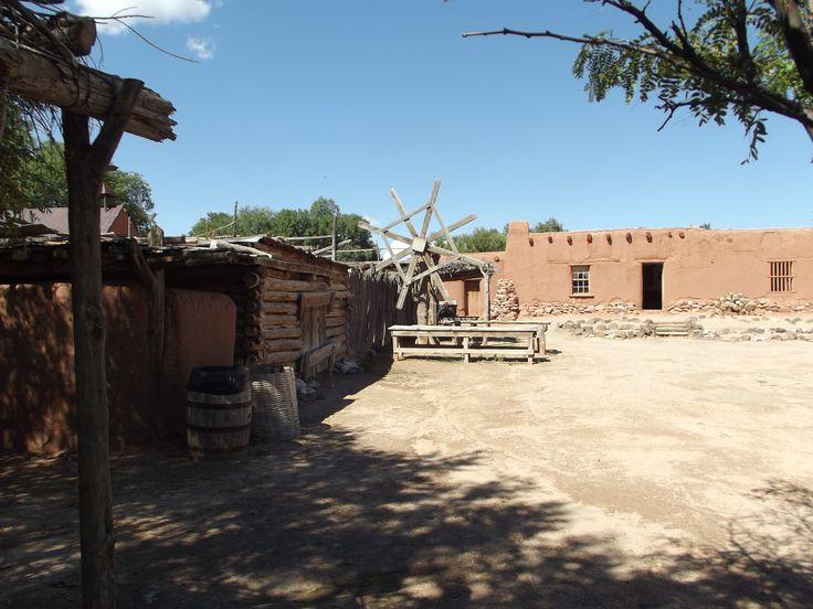 El rancho de las golondrinas santa fe nm living history