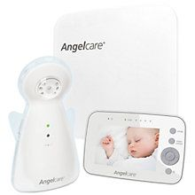 Buy Angelcare AC1300 Video, Movement and Sound Monitor Online at johnlewis.com