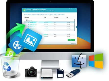 Gihosoft Free Photo Recovery has recently been renamed RePicVid: Recover deleted photos/pictures/Images for Free; Best Free Photo Recovery Software (Windows/Mac); Also works fine for video, audio/music and document recovery. FREE #datarecovery #photorecovery #filerecovery