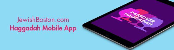 JewishBoston.com's NEW Passover Haggadah Mobile App | Jewish Boston Blogs