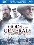 Gods and Generals [Director's Cut] [2 Discs] [DigiBook] [Blu-ray] [Eng/Spa] [2003]
