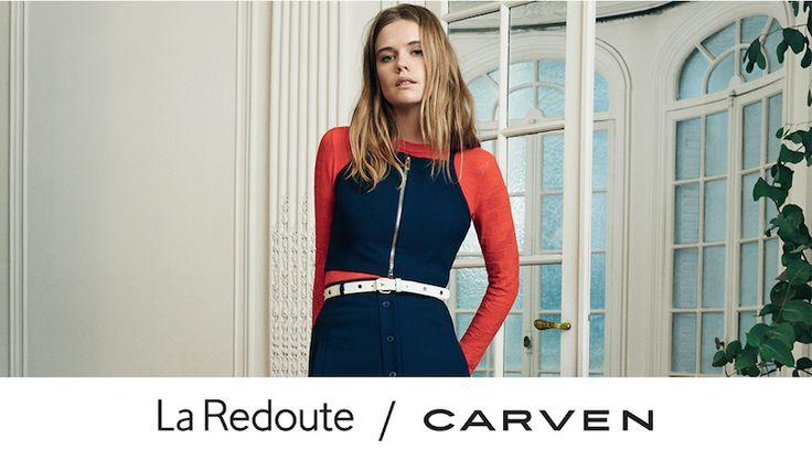 Carven & La Redoute: счастливы вместе
