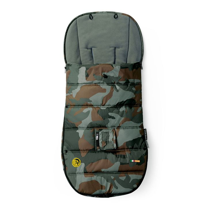 Bugaboo Fußsack By Diesel Camouflage Special Edition