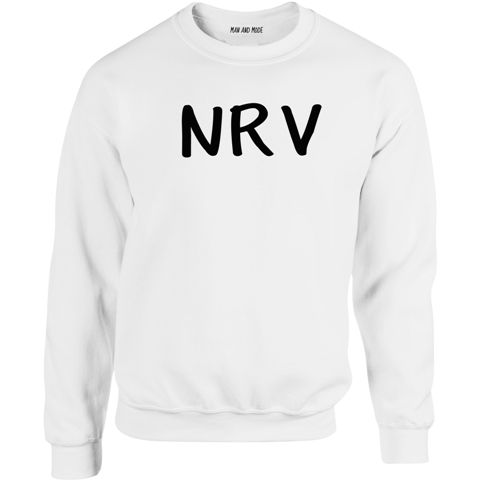 NRV by Man And Mode Xs à 3XL www.manandmode.fr #sweat #manandmode #frenchbrand #clothing