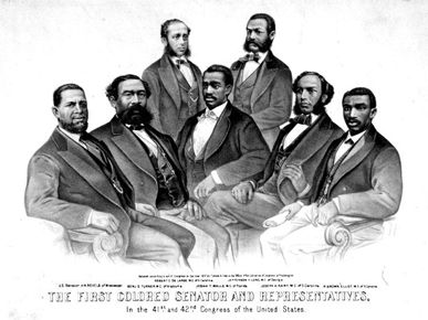 Born into slavery, Benjamin Sterling Turner (1825-1894) was an entrepreneur, business executive, civic leader, and legislator. Turner became the first African American Republican Representative from Alabama elected to the U.S. Congress (1871-1873). He was a political moderate and proponent of reconciliation who promoted the industriousness of his constituents and sought to restore political rights for former Confederates. Turner was a loyal Republican regarding issues of education and civil…