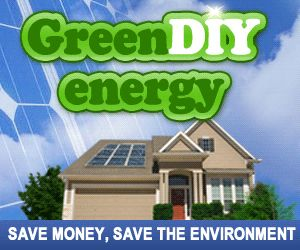 Green Diy Energy Solar Power Your Home My House Remedios